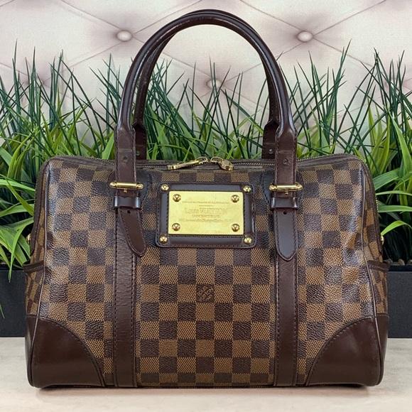 Louis Vuitton Handbags - Authentic Louis Vuitton Damier Berkeley in Ebene